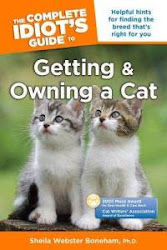 MUSE Award for Best Health & Care Book, Cat Writers' Association