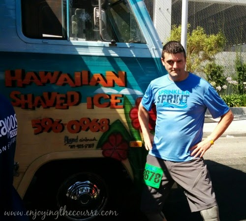 Hawaiian Shaved Ice | Sprinkler Sprint 5k