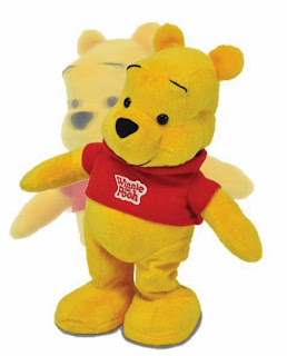 Yorkshire Blog, Mummy Blogging, Parent Blog, Christmas Feature, Christmas, Giveaway, competition, win, Winnie the Pooh,