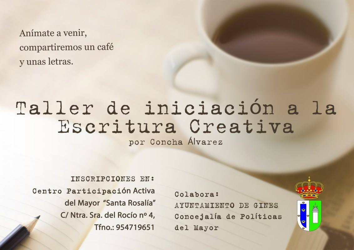 Talleres  de literatura en Sevilla