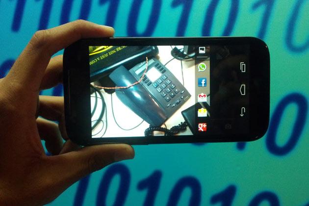 Latest Micromax Mobile Phone Stills