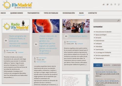 Visita el nuevo Blog de FivMadrid