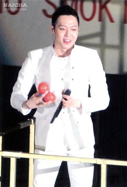 Yoochun Tokyo Dome Konser 09