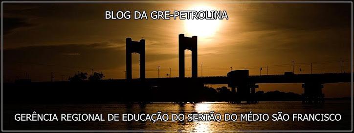 .:: BLOG OFICIAL da Gerência Regional de Educação :: Petrolina-PE ::.
