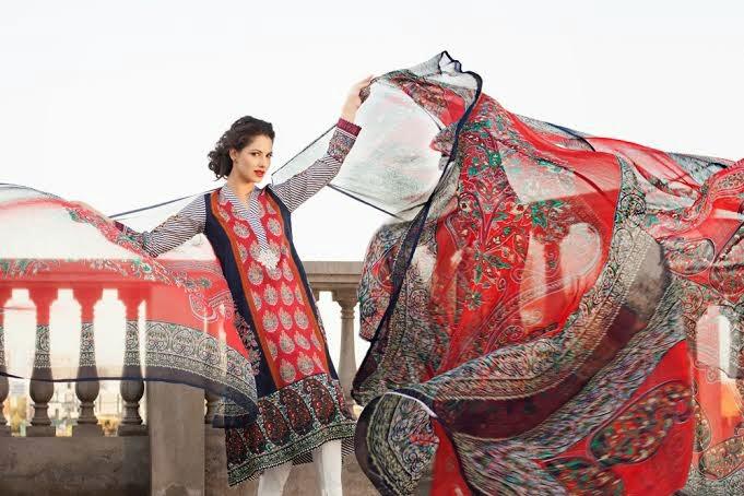 Zeniya Lawn by Deepak Perwani