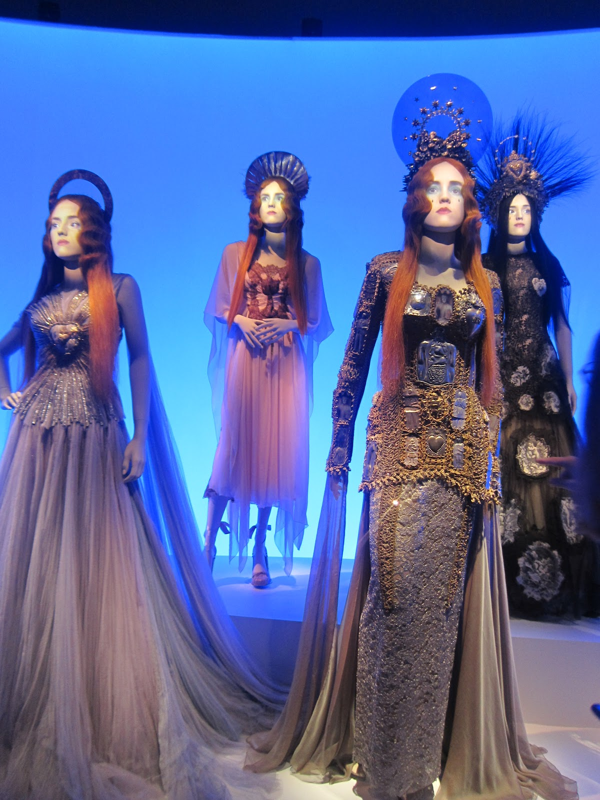 Shamelessly overdressed event photos jean paul gaultier fashion exhibit the de young - Age de jean paul gaultier ...
