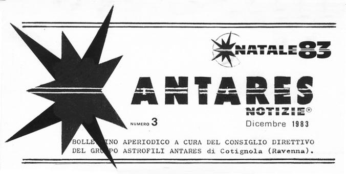 ARCHIVIO PDF ANTARES NOTIZIE