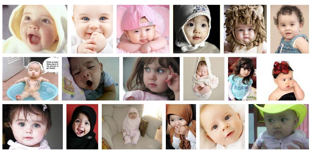 Foto Bayi Lucu Dan Cantik Terbaru Versi Google Ketawa Lucu