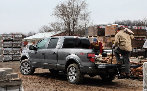 ford blog of texas 2012 ford commercial trucks f 150 super duty. Black Bedroom Furniture Sets. Home Design Ideas