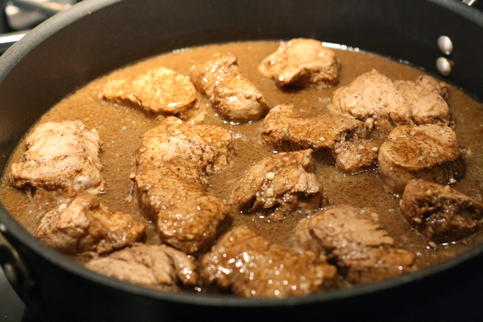 how to cook pork medallions in the oven