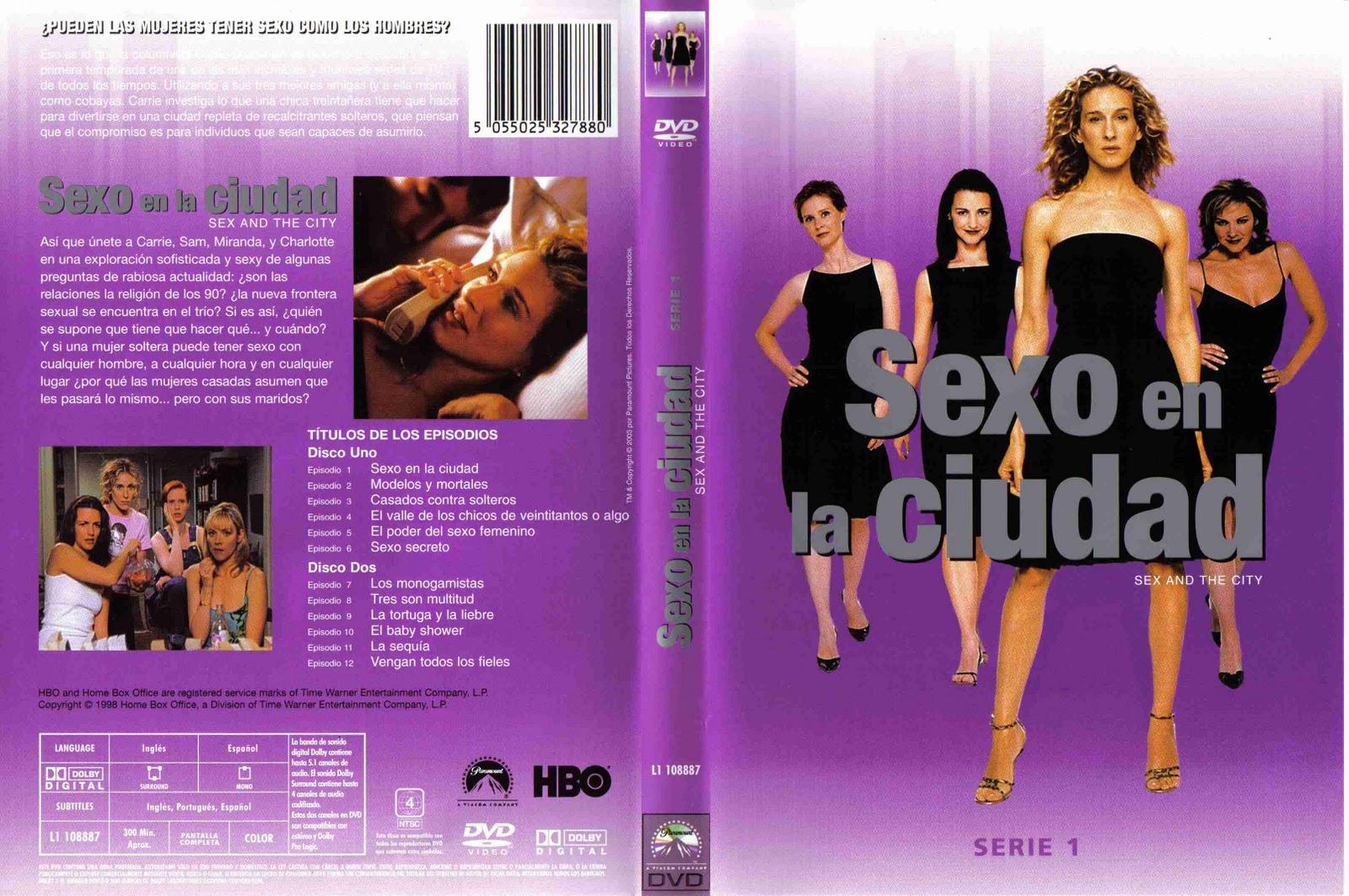 Sexo y la ciudad temporada 6
