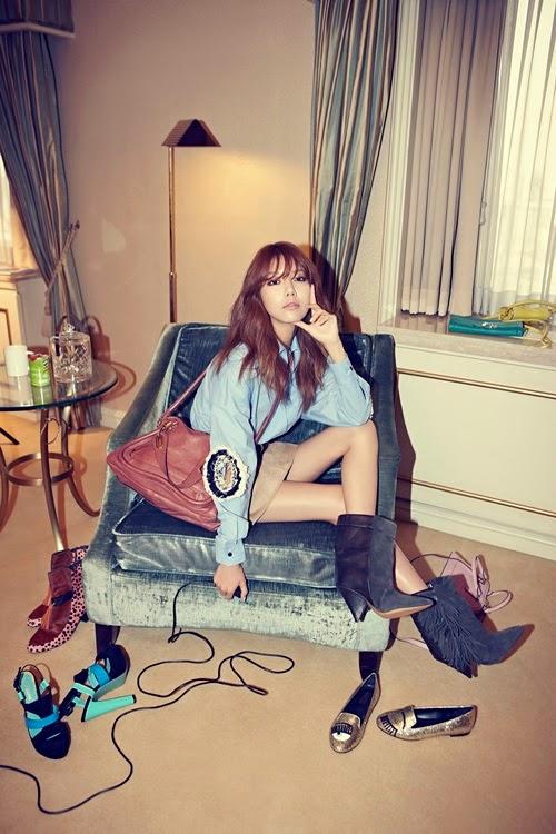 [150120] Sooyoung para el número de enero de Nylon. 02