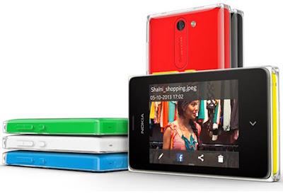 Nokia Asha 500 Dual SIM Pic