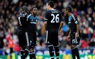 Blackburn Rovers 0 - 1 Chelsea (1)