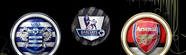 QPR Vs Arsenal