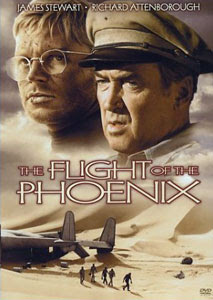 The Flight of the Phoenix 1965 Hollywood Movie Watch Online