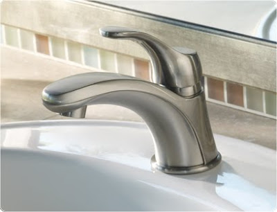 Danze D225525 Aerial Single Handle Bathroom Faucet