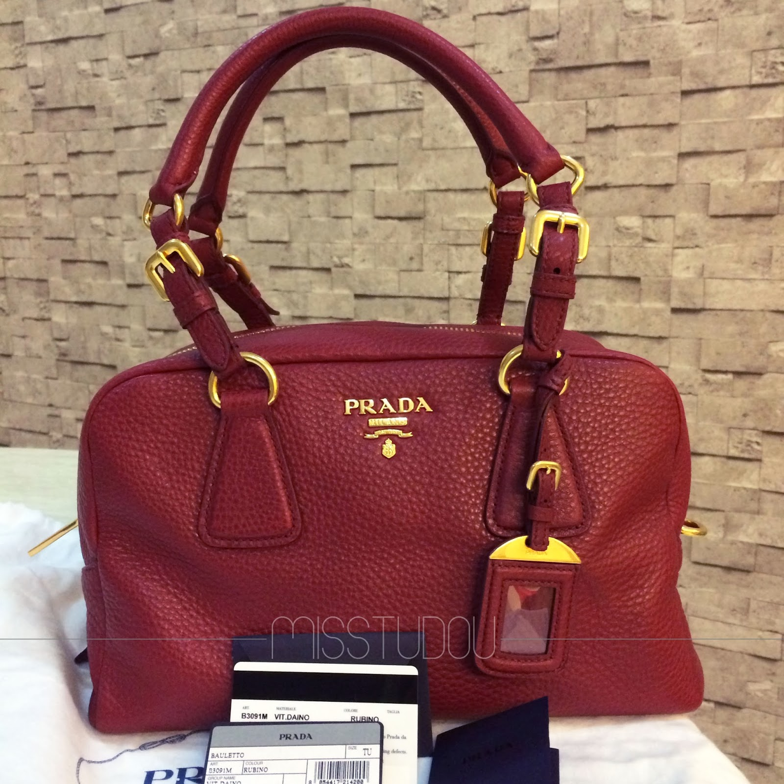 prada begs - MISSTUDOU | YOUR 100% AUTHENTIC BAG