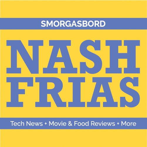 SMORGASBORD | A miscellany of news, reviews, and whatnot