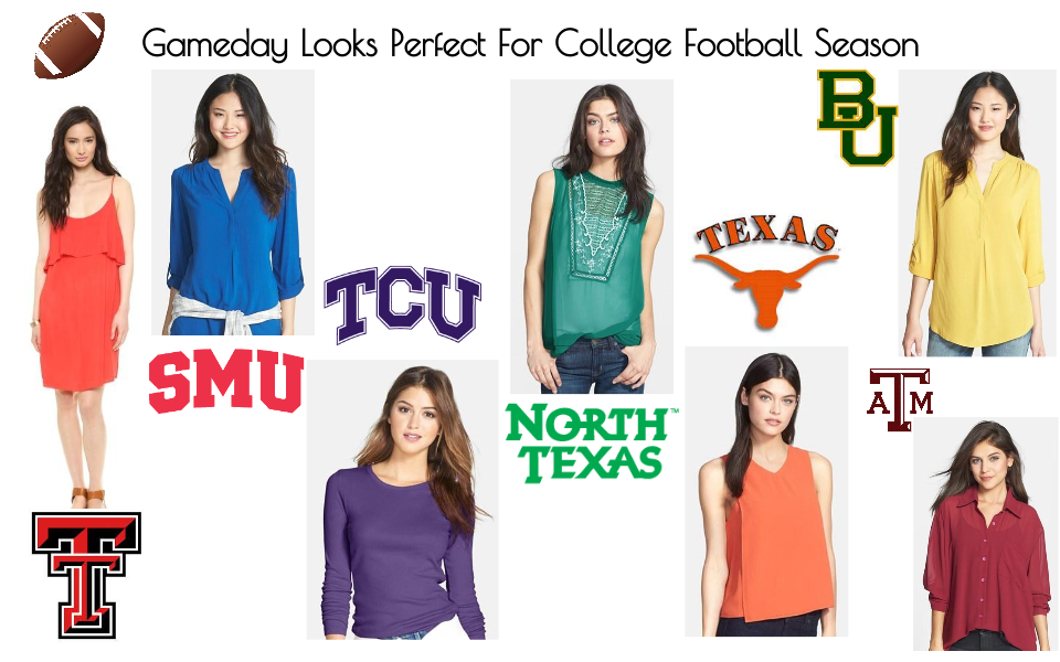 Gameday Outfit, Gameday Fashion, What to Wear to a Texas A&M Football Game, What to wear to a Baylor Football game, what to wear to a Texas football game, what to wear to a TCU football game