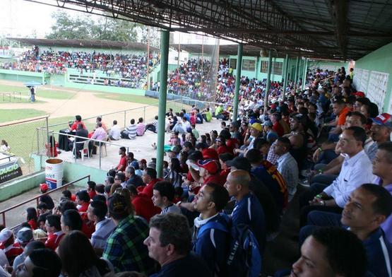 Estadio Bragañita Garcia