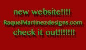New Website!!! raquelmartinezdesigns.com