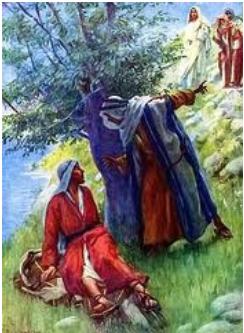 Da Figueira de Natanael à Presença de Deus