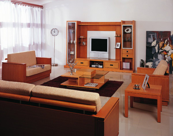 New home designs latest Living room furniture designs ideas