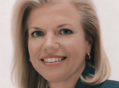 IBM new CEO Virginia Rometty