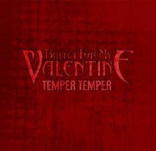 Bullet For My Valentine - Temper Temper Lyrics