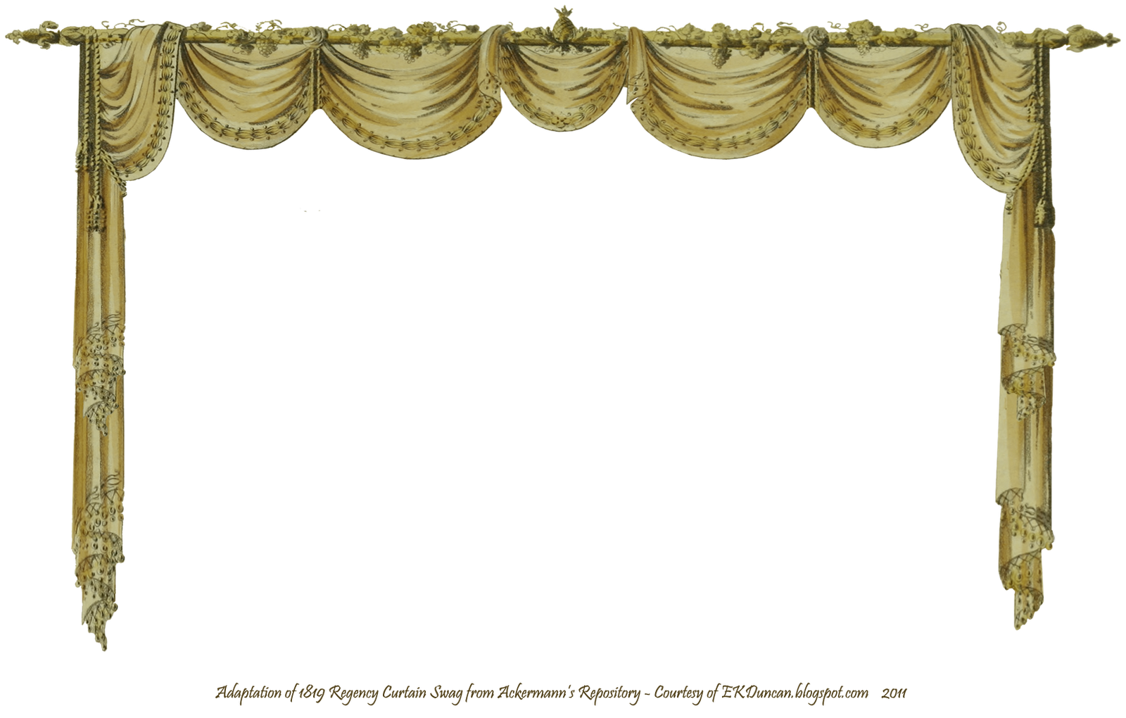 Theatre curtains png - Ekduncan My Fanciful Muse Regency Ladies Of Fashion Ackermanns