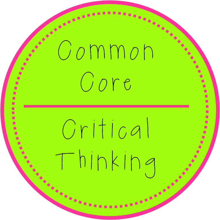 critical thinking for life common core While there are encouraging signs--the common core state standards have drawn attention to the importance of critical thinking--recent efforts have been too narrowly expert william t gormley, jr takes a wide ranging look at the important role of critical thinking in preparing students for college, careers, and civic life.