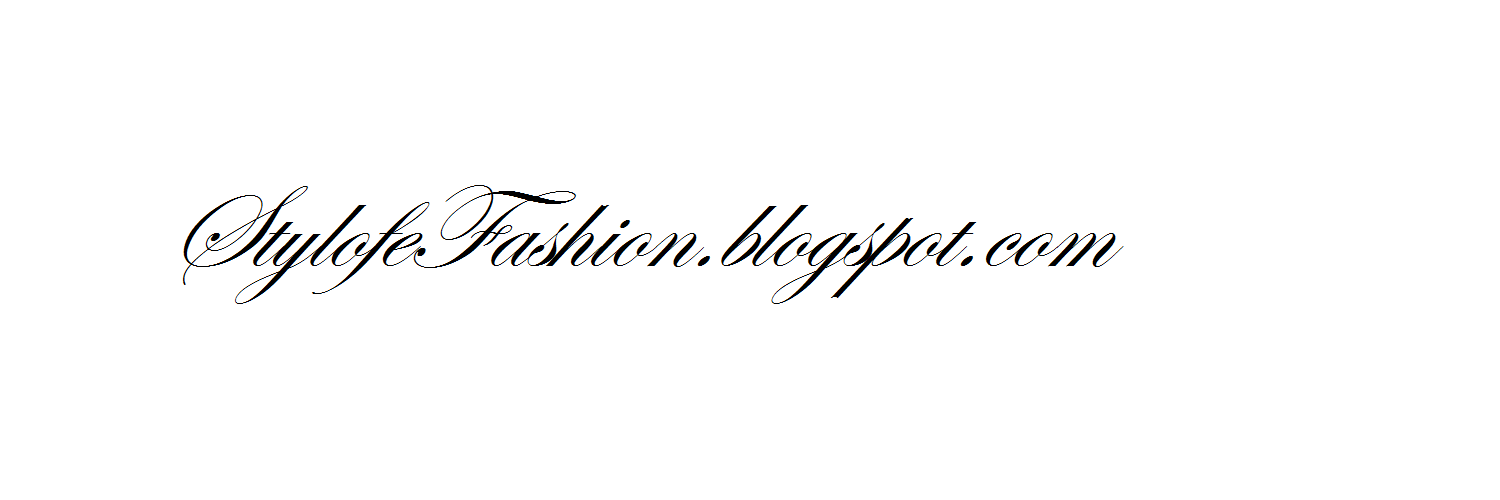 StylofeFashion.blogspot.com