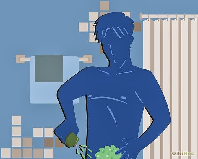 how to stop itching after shaving private area