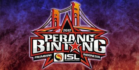 Sriwijaya FC vs ISL All Star