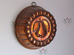 decorative copper mold