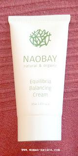 Naobay Equilibria Balancing Cream
