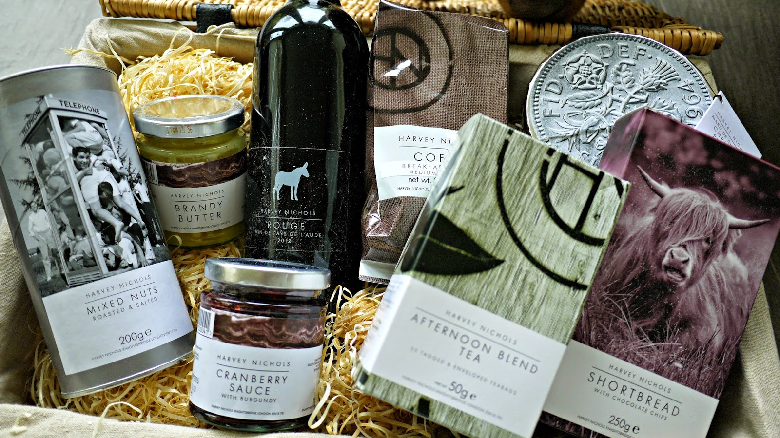 harvey nichols christmas hamper seasons eatings