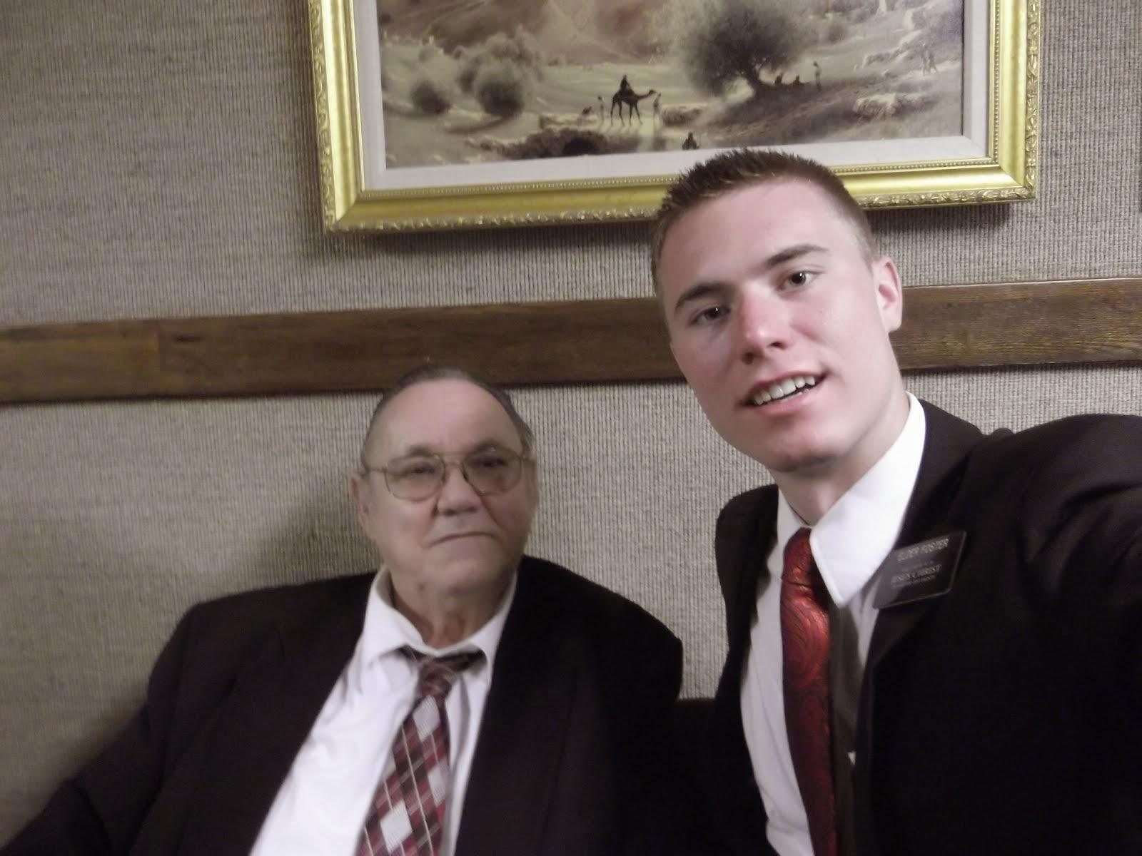 Grandpa Bouten