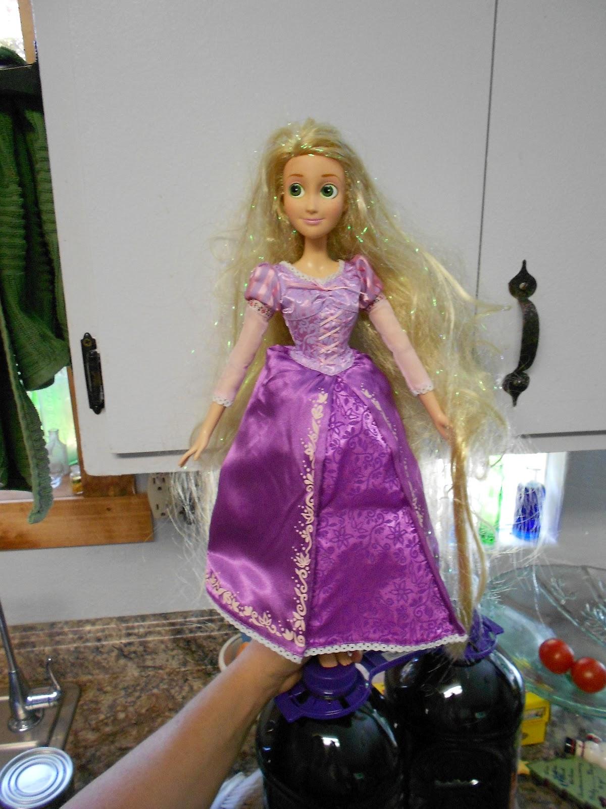 Dresses skirts clothes women disney store - Disney Store Singing Rapunzel Doll