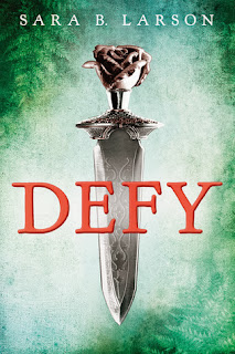 Defy book cover Sara Larson