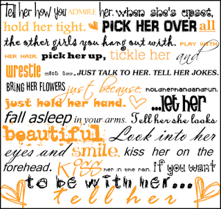 beautiful smile and kiss love quote