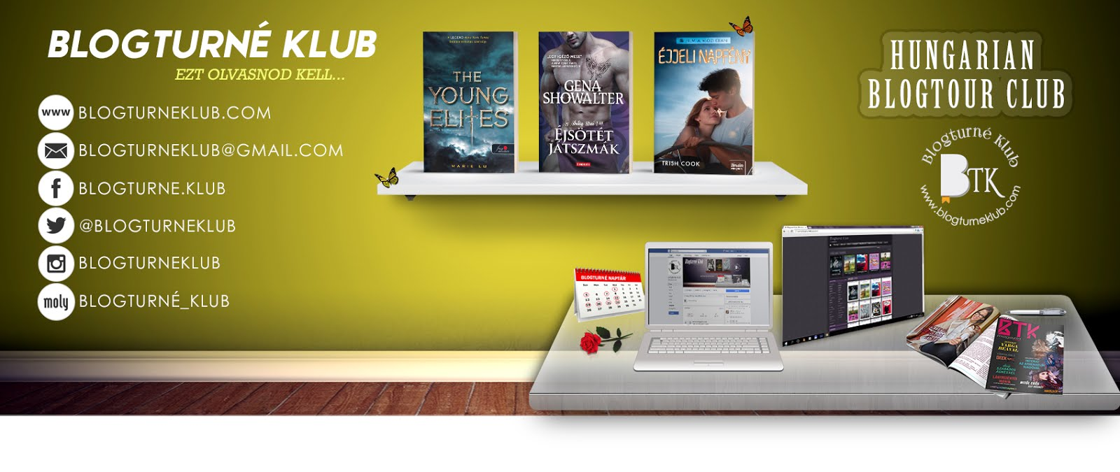 Blogturné Klub