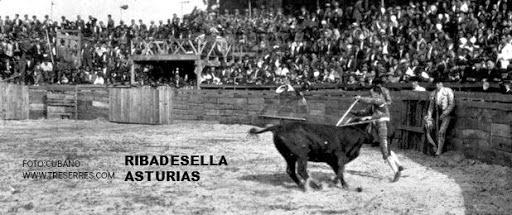 RIBADESELLA ASTURIAS TOROS