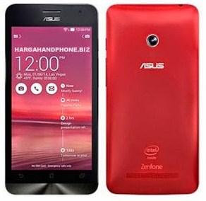 Harga dan Spesifikasi Asus Zenfone 4s