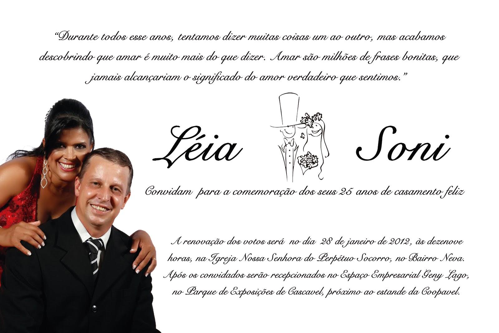 Requinte Convites Personalizados Convite Casamento Bodas De Prata