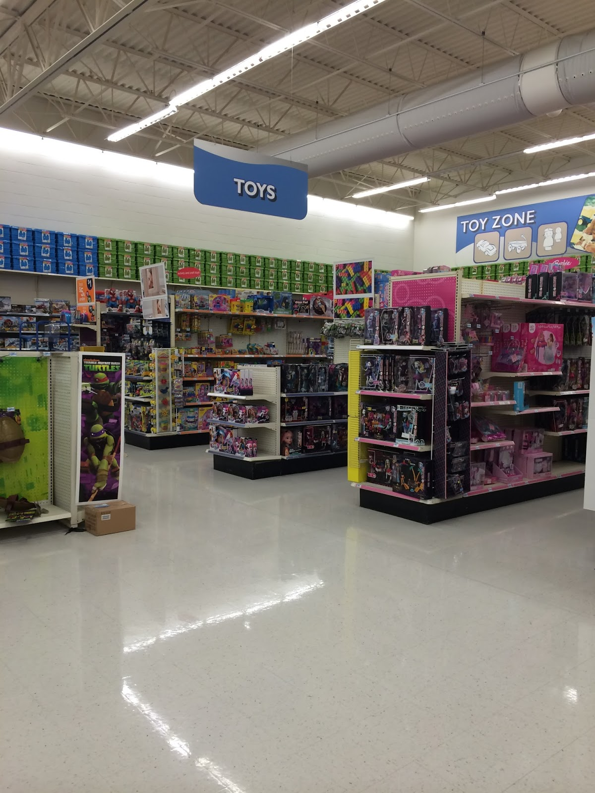 Kmart Toys For Boys : Dead and dying retail the last kmart ever built