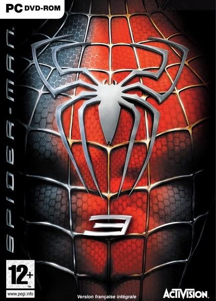 الجزء الثالث من لعبة المغامرات الرائعة سبايدر مان كاملة حصريا تحميل مباشر Spider+Man+3