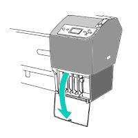 Epson Stylus Pro 7880/9880 cambiar cartuchos