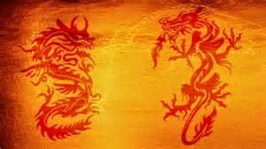 marca del dragon